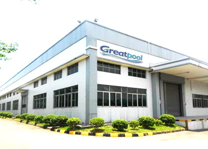POOL EQUIPMENT manufacturer GREATPOOL