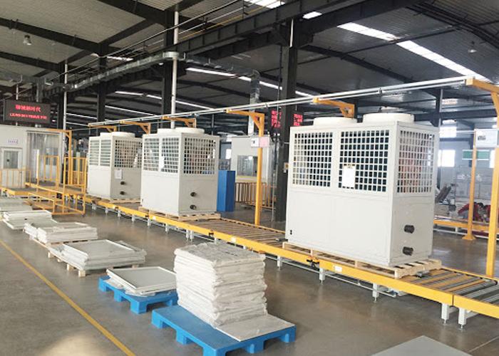 pool heat pump production